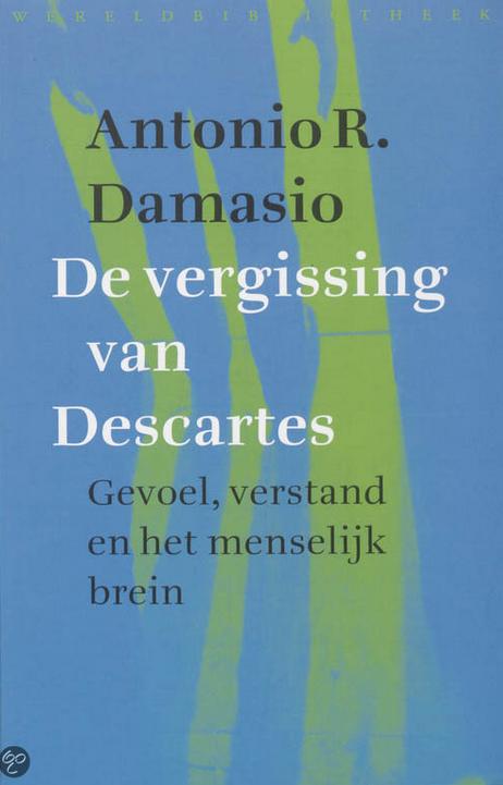 Antonio R. Damasio - De vergissing van Descartes - STIMA-congres 2015