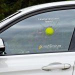European Open Tennis - sticker